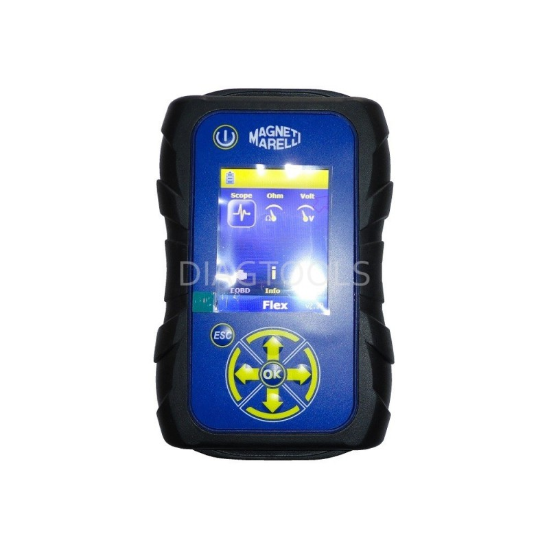 Magneti Marelli Flex - Diagnostic equipment