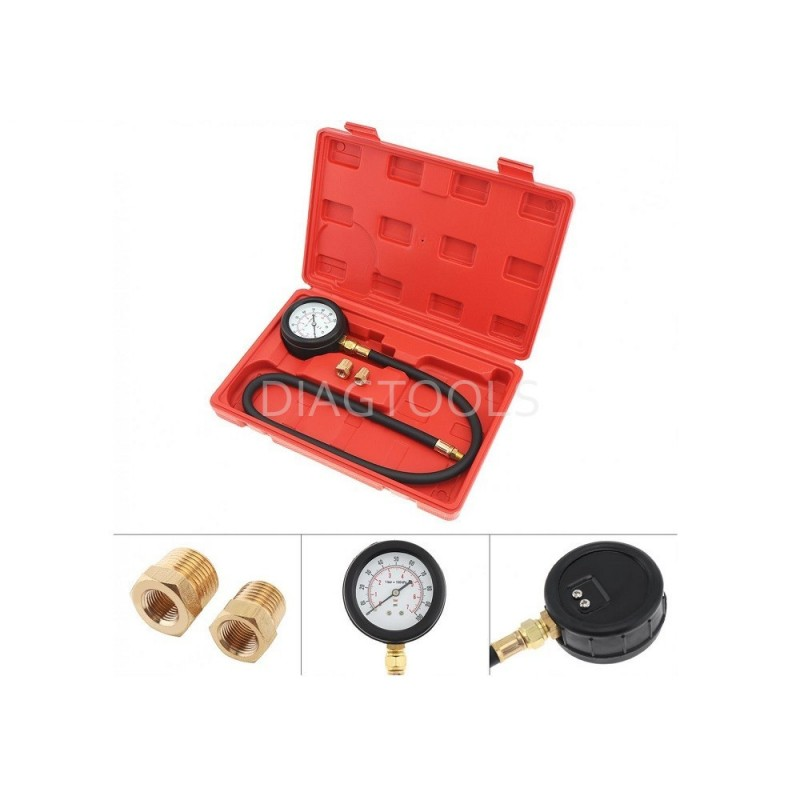 Oil pressure tester TU-12 - Workshop tools