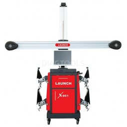 Launch X-861 3D - Garage equipment