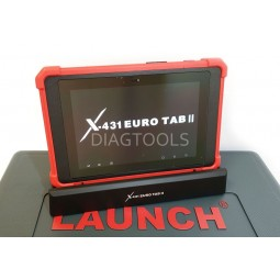 Launch X-431 Euro TAB 2 - Diagnostic equipment