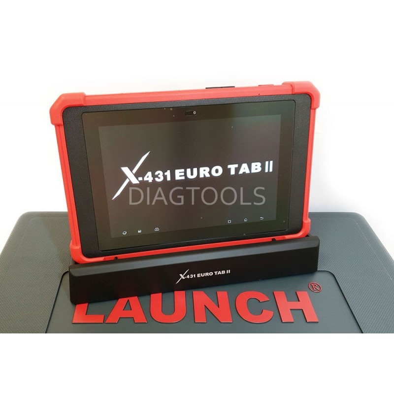Launch X-431 EURO TAB II