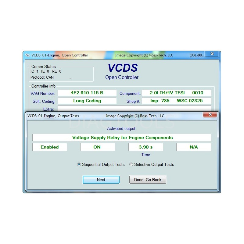Ross-Tech VCDS HEX-V2